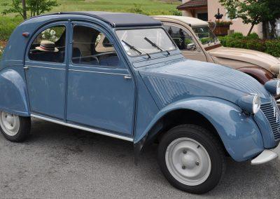 2 CV AZ - 1960