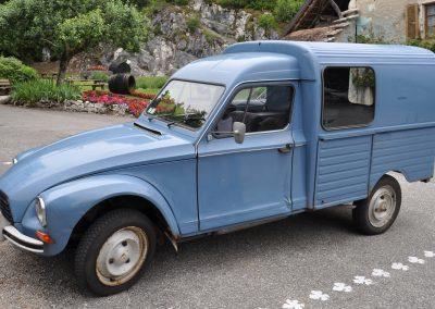 Acadiane Citroën - 1981