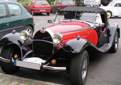 Bugatti de la Chapelle - 1988