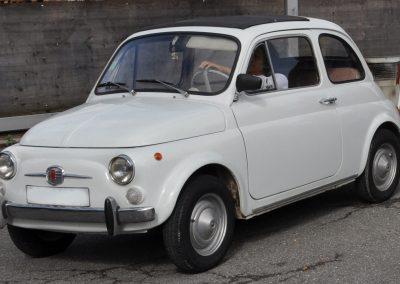 Fiat 500 - 1966