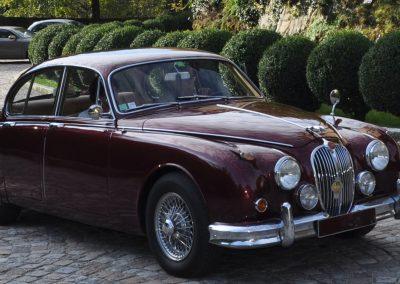 Jaguar MK2 - 1961