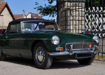 MGB - 1967