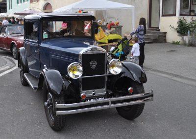 Peugeot 201 coupé - 1930