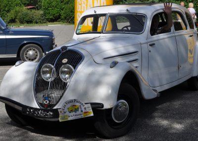 Peugeot 402 - 1936