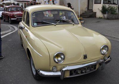 Renault Dauphine - 1962