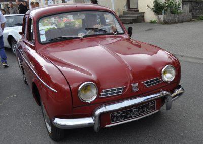 Renault Dauphine - 1972