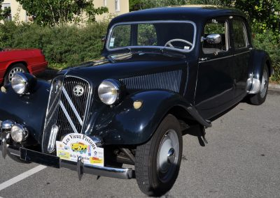 Traction Citroën 11 B - 1957