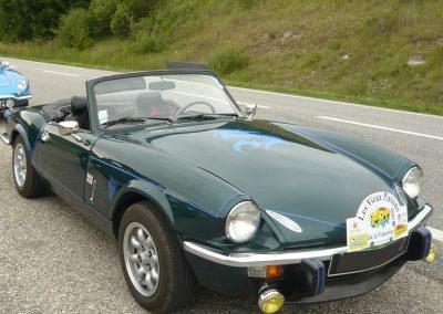 Triumph Spifire 1500 - 1977