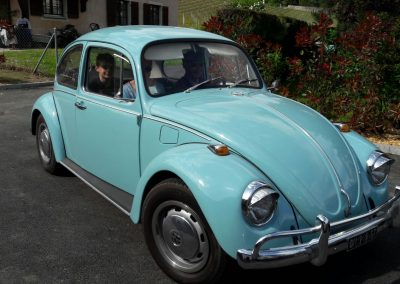 VW Coccinelle - 1970