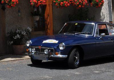 MGB GT - 1971