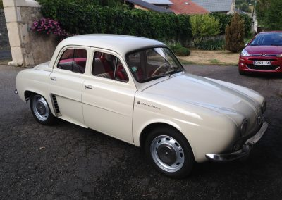 Renault Dauphine - 1964