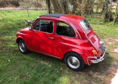 Fiat 500 - 1971